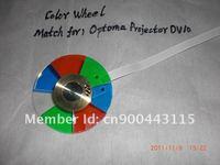 Original Brand new DV10 color wheel for optoma DV10 projector color wheel