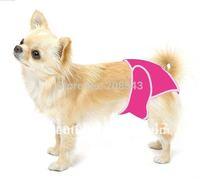 Free shipping! MOQ 10pcs with mixed sizes,  Female dog pant, sanitary dog pants, hygienic dog pant, 4 colors available