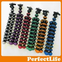 wholesale Camera Tripod 100pcs/lot Flexible Ball octopus Leg Digital Camera Tripod A019A001