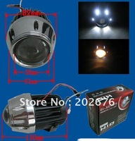 FREE SHIPPING, ENCLOSURE FOG LIGHT PROJECTOR TYPE D
