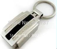 JC-8033 USB Flash Drive FREE Shipping Fashion Jewelry Flashdrive Key Ring(China (Mainland))