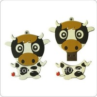 2.0 usb flash drive 4GB,8GB,16GB,32GB Cow Guaranteed 100%