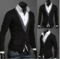 Free Shipping &gt;&gt;&gt;&gt;&gt;NEW Mens Slim Sexy Rider Zip Up Hoody Jacket M L XL XXL