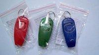 100pcs/lot  Dog Pet Click Clicker Training Trainer Aid whistle