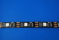 5m led digital strip,DC5V input,TM18031IC(256 scale);32pcs IC and 32pcs 5050 SMD RGB each meter;without controller;IP65