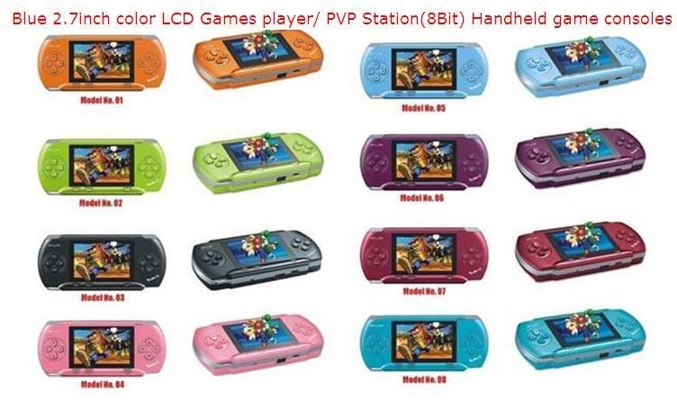 Портативная игровая консоль PVP PVP Light 8 bit игровая консоль sony playstation 4 slim с 1 тб памяти игрой destiny 2 cuh 2108b черный