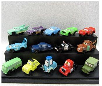 Free shipping EMS High Quality PVC NEW 14 pcs/pack Pixar Car Figures Full Set for Gift Wholesale 280pcs/lot