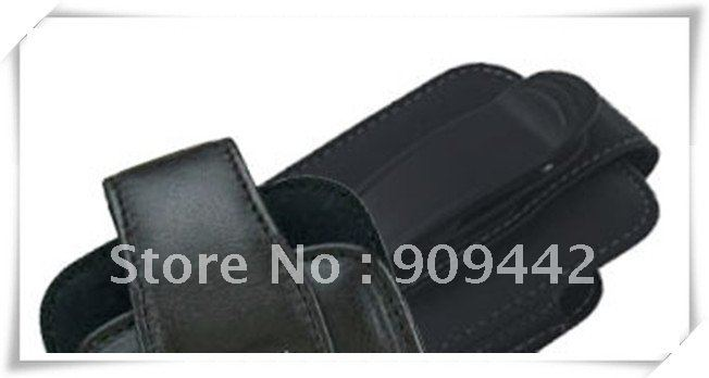 Brand New Leather Case Pouch Pocket with Clip For Blackberry 8800 8820 8830(China (Mainland))