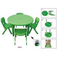 Plastic Table, School Furniture, Nursery School Furniture