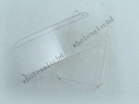 1000pcs/lot  Transparent Plastic hard case Clear Crystal Back Case  for iphone 4 4G 4S