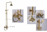brand new wholesale & retail bath bathroom shower set faucet mixer tap SM-1106IG