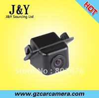 for TOYOTA  2007, 2008 CAMRY, mini and hidden 170 degree wide view lens angle radar detector camera JY-6512