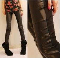 Wholesale Wild Leather Leggings shall fight A super- storm staffing #09 pants legging