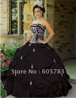 2011 Free shipping new hot sell 100% Guarantee Custom-Made Wedding Dresses/bride dresses any size/color wholesale/retail