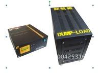 5KW  96V wind solar hybrid intelligent controller with dump loader