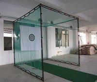 golf swing training net/ practice net