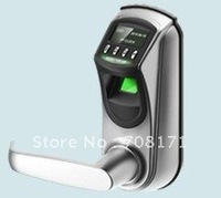 L7000 Fingerprint Lock Hotel Lock Advanced Intelligent Fingerprint  Lock with OLED Display and USB Interface