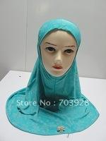 CV7751 Hijabs, Muslim Shawls, Islamic Lady Scarves , Islamic Head Cover Free Shipping, Accept Papel