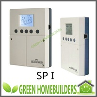 Internet Access,LCD dispay,solar water heater system controller SPI, 100-130V AC/60Hz /200-240V AC/50Hz