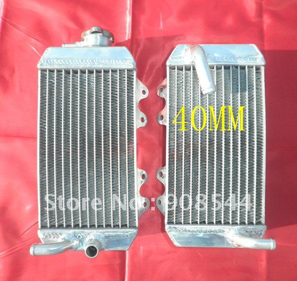 Fit for 2007 08 09 CRF150R aluminum radiator CRF150R CRF 150 2007 2008 2009(China (Mainland))