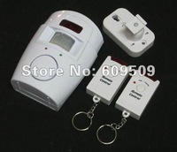 Motion Sensor IR Infrared Remote Home Security Alarm 001,Free shipping