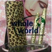 RELIAN MASCARA Natural Eyelash set panther series 8048, 12sets/lot,free shipping