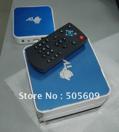 EMS Free Shipping . Android 2.3 Google TV WiFi HD Internet TV Box S5PV210 with Flash Player,Retail Box.Google Android TV Box(China (Mainland))