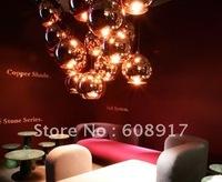 Diameter 25CM Tom Dixon Copper Shade ceiling light Pendant Lamp x1piece + free shipping