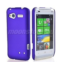 HARD RUBBER RUBBERIZED COATING CASE COVER FOR HTC RADAR 4G OMEGA C110E FREE SHIPPING