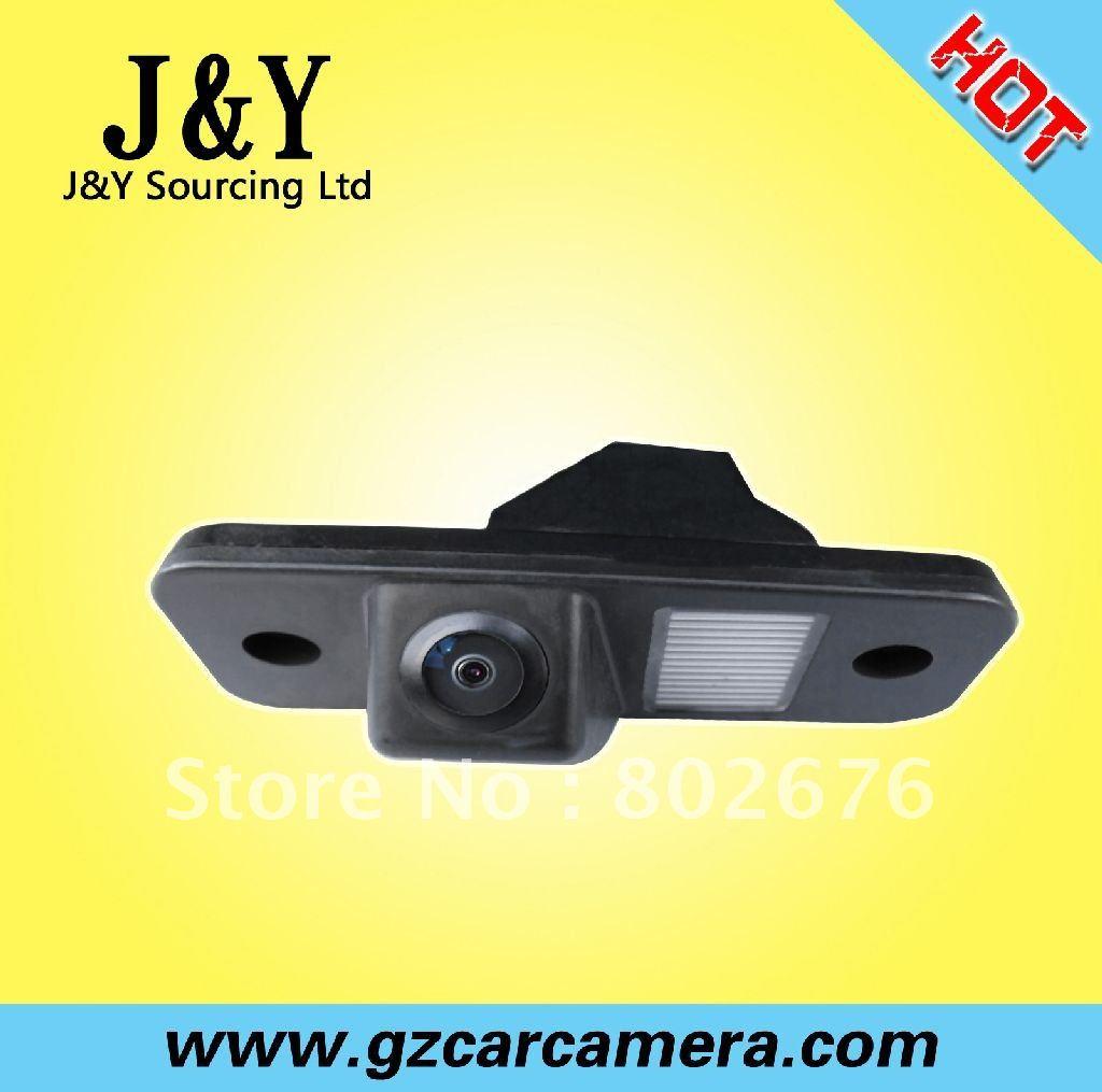 for HYUNDAI SANTA FE/AZERA, 170 degree wide view lens angle multi view camera JY-6546(China (Mainland))