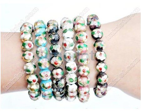 wholesale Jewellery 6sets kids Children's Day gift bead bracelets necklaces Kits [TN09*12]