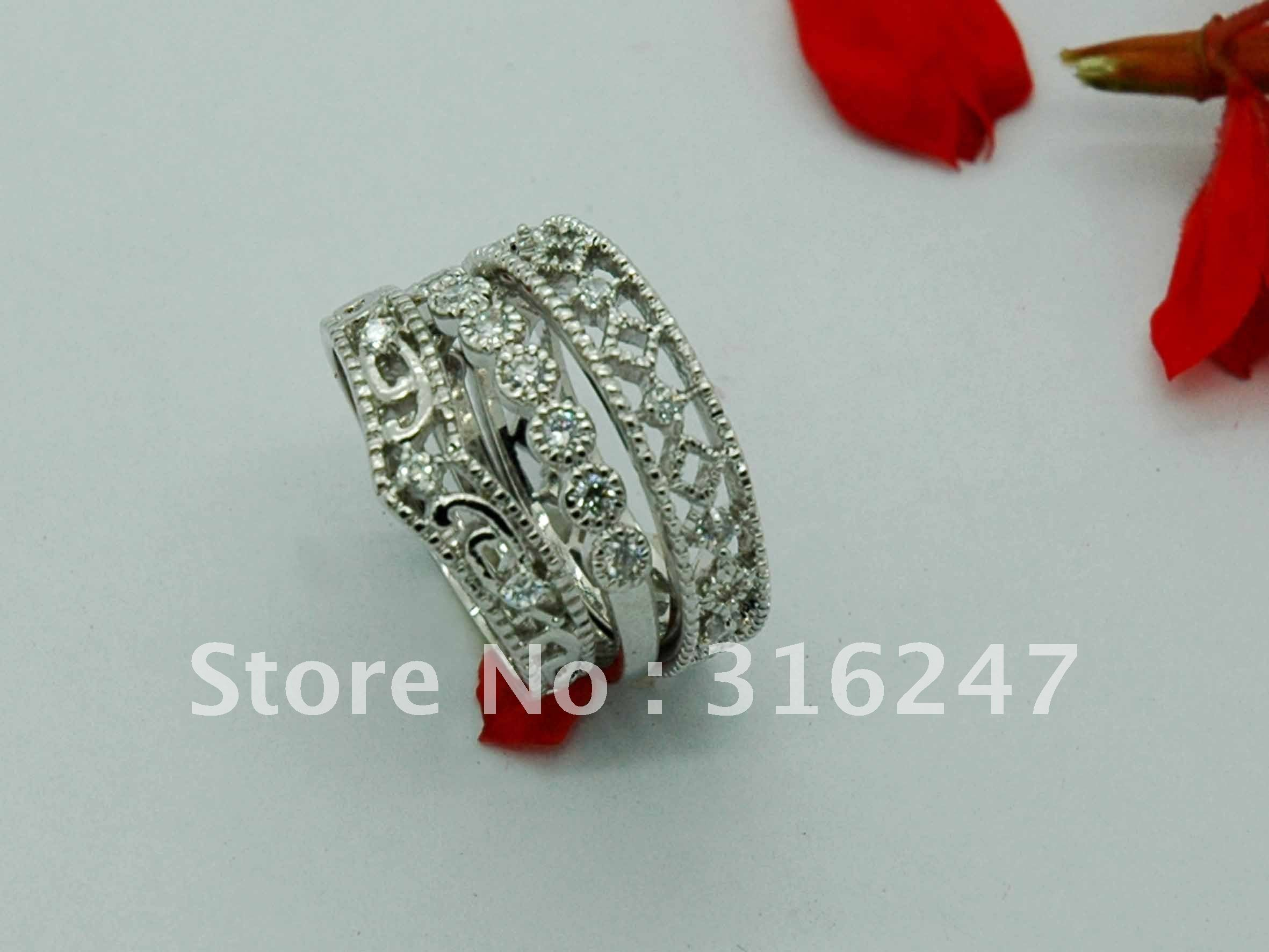 engagement walmart wedding solitaire ring rings halo set diamond cushion ip com gold white