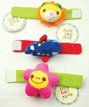 Free Shipping!4pcs/lot,Carter's High Contrast Wrist Rattles, developmental toy,plush toys
