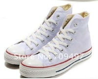 b2012--Free shipping 2 pcs/lot hot selling fashion new style low price Couples canvas shoes