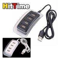 Межкомпонентные кабели и Аксессуары Hittime 2 /2ft USB 2.0 [606 01 02 USB Extension Cable 2FT