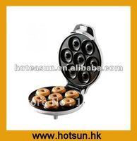 "9"" 220V Non-stick Electric Donut Maker"