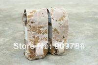 TMC Cordura M4 Double Mag Pouches ( AOR1 )TMC1063