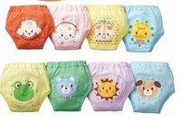 Training Pants 4 Layer Training Pant Learning Pants / Washable Baby Cotton Underwears 12pcs/lot