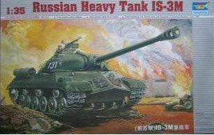 Trumpeter 00316 1/35 Russian Heavy Tank JS-3M