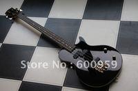 Maxetone Gloss Black 4 string electric Bass Guitar #900