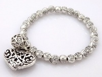 fashion jewelry,925 sterling silver Bracelets&bracelet, 925 Miao Silver, Brand New D64
