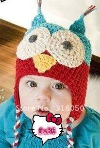 Ear Flap Hat Knitting Pattern | Red Heart