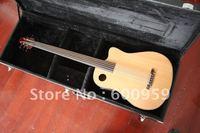 Distinctive Natural Fretless 5 Acoustic Electric Bass #758