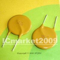 100 PCS RXEF300 72V 3.0A 3A  DIP-2 X72 XF300 Polyswitch, Resettable Fuse, PPTC