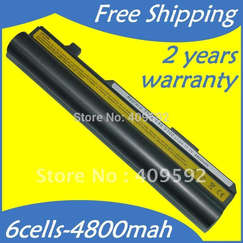 Laptop Battery For IBM Lenovo 3000 Y400 Y410 Y410a Series Y400 9454 Y410 7757 Y410a 7757(China (Mainland))