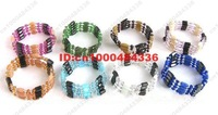 Free shipping! lot 30 New style Magnetic Magnet Necklace Bracelet