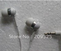 Free shipping cx 300ii high quality earphones black and white