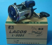 Free Shipping,Linewinder, LACOS, L-20DX / L-30DX, L-20DLX/L-30DLX,Right/Left,  Drum, Fishing Boats, Sea Fishing,Trolling Reel