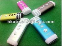 Fantastic I9 Mini KTV Microphone - Moveable KTV for karaoke  free shippping
