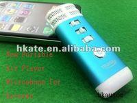 20pcs/lot Fantastic I9 Mini KTV Microphone - Moveable KTV for karaoke  free shippping